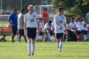 Boys JV Soccer vs Northridge