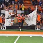 Slicers sink the Pirates 46-35