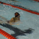 LaPorte High School Girls Varsity Swimming falls to Michigan City High School 112-66