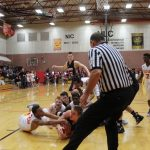 LaPorte High School Boys Varsity Basketball beat Concord High School 76-42