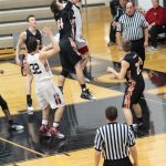 LaPorte High School Boys Varsity Basketball falls to Lowell Senior High School 63-61