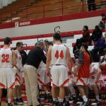 LaPorte High School Boys Varsity Basketball falls to Crown Point High School 56-44