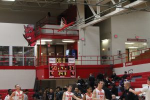 12-27-16 Boys Varsity Basketball Vs Southern High School Louisville KY