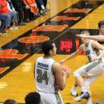 LaPorte High School Boys Varsity Basketball falls to Valparaiso High School 45-42