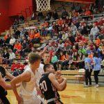 LaPorte High School Boys Varsity Basketball beat John Glenn High School 55-47