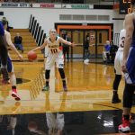 Girls Varsity Basketball beats Riley 75 – 47
