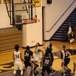 LaPorte High School Boys Varsity Basketball beat Riley High School 95-85