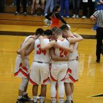 LaPorte High School Boys Varsity Basketball beat South Bend Clay 61-58