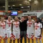 LaPorte High School Boys Varsity Basketball falls to South Bend Adams High School  66-63