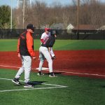 LaPorte High School Varsity Baseball beat Logansport High School 8-1