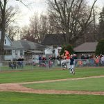LaPorte High School Varsity Baseball beat Boone Grove High School 5-3