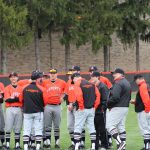 LaPorte High School Varsity Baseball falls to Crown Point High School 4-0