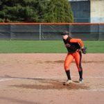 LaPorte High School Varsity Softball falls to Crown Point High School 3-1