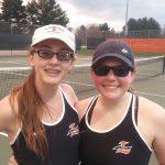 LaPorte High School Girls Varsity Tennis beat South Bend Adams High School  5-0