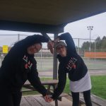 LaPorte High School Girls Varsity Tennis beat New Prairie High School 3-2
