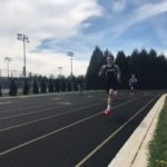 LaPorte High School Boys Varsity Track finishes 3rd place