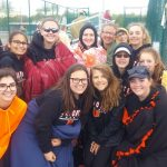 LaPorte High School Girls Varsity Tennis falls to Elkhart Memorial High School 4-1