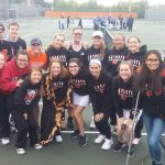 LaPorte High School Girls Varsity Tennis falls to Lake Central High School 3-2