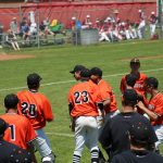 LaPorte High School Varsity Baseball beat Sectional 3-0