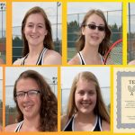 LaPorte Girls Tennis achieves Academic All-State Honors