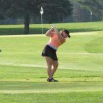 LaPorte High School Girls Varsity Golf finishes 5th place