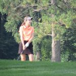 LaPorte High School Girls Varsity Golf finishes 2nd place