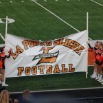 LaPorte High School Varsity Football falls to Hobart High School 34-23