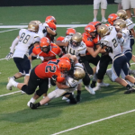 LaPorte vs. New Prairie Football
