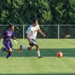 LaPorte High School Boys Varsity Soccer beat Merrillville High School 5-2