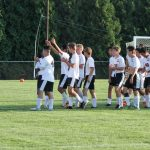 LaPorte High School Boys Varsity Soccer beat Hobart High School 6-3