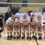 LaPorte High School Girls Junior Varsity Volleyball beat Chesterton High School 2-0