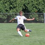 LaPorte High School Boys Varsity Soccer falls to Crown Point High School 4-2
