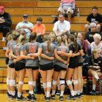 LaPorte High School Girls Varsity Volleyball falls to Michigan City High School 3-1