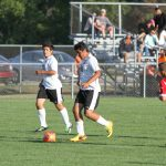 LaPorte High School Boys Varsity Soccer falls to Lake Central High School 7-1