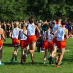 LaPorte High School Boys Cross Country Places 9th
