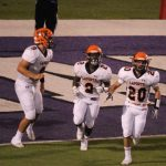 LaPorte High School Varsity Football falls to Sectional 38-10