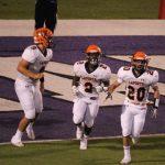 LaPorte High School Varsity Football falls to Sectional 38-10
