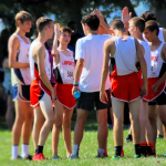 LaPorte High School Boys Varsity Cross Country finishes 6th place