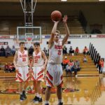 Boys Varsity Basketball falls to Valparaiso 77 – 51