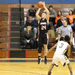 Boys Varsity Basketball falls to Riley 60 – 54