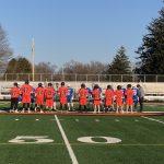 LaPorte Lacrosse against Marion