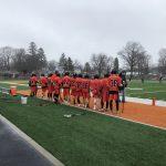 LaPorte Lacrosse against Concord