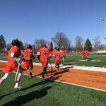 LaPorte Lacrosse against Elkhart