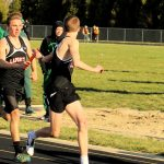 Boys Varsity Track finishes 1st place at Lake Central High School @ Kesling Track Complex