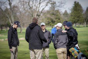 Boys Golf Match 4/27/18