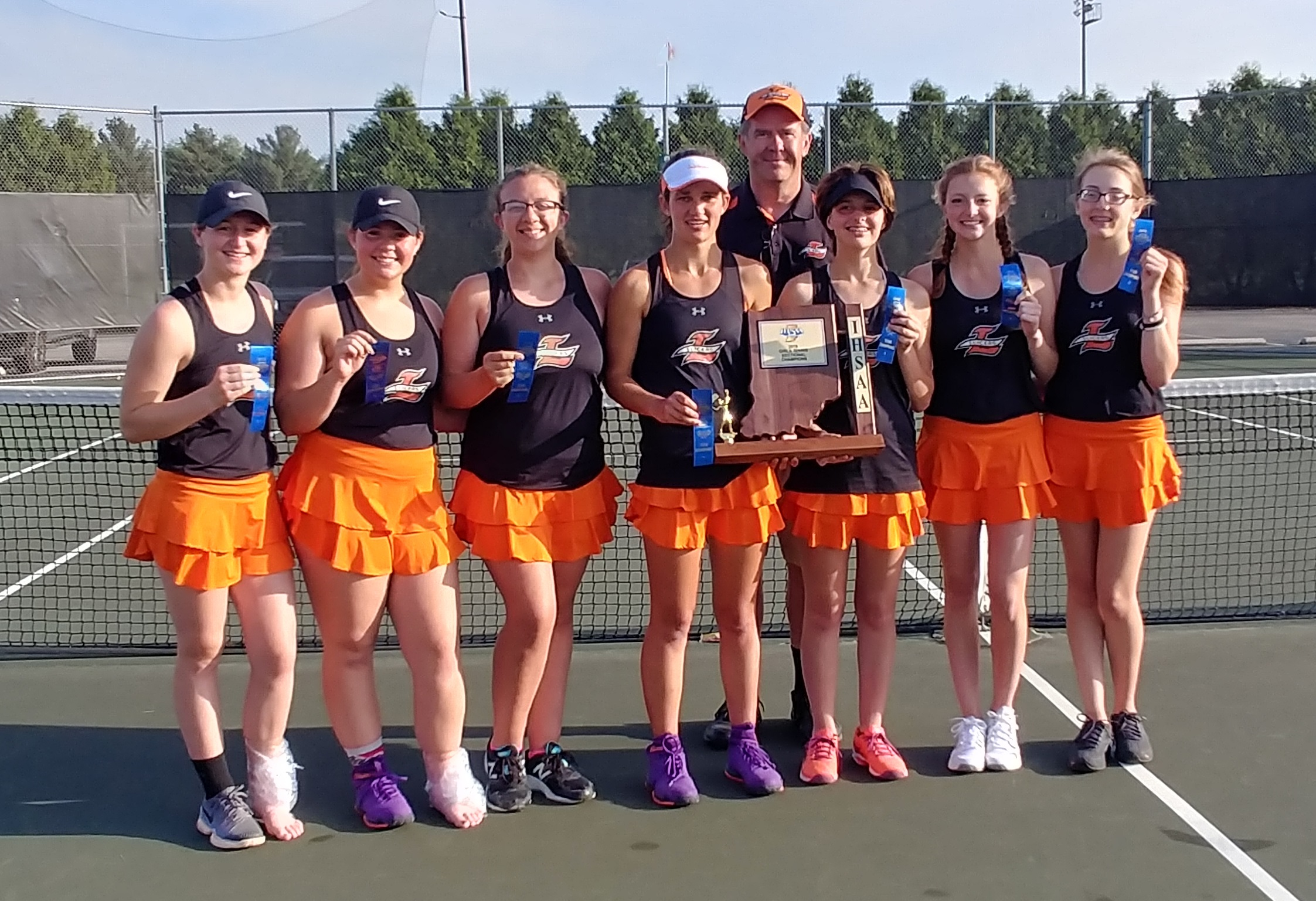 Slicers Win Sectional Championship