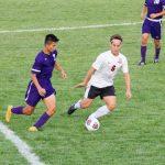 Slicer Boys Soccer wins at Hobart