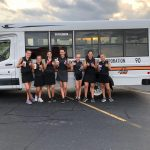 Girls Varsity Golf shoots lowest round of the Season