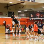 Volleyball vs. Michigan City 3