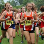 Girls Varsity finishes 17th at prestigious New Prairie Invitational